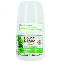 Douce Nature piparminttu alumiiniton deodorantti