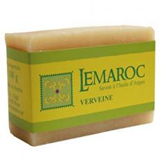 LeMaroc arganöljy palasaippua Verbena
