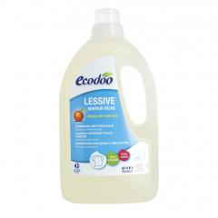 TRIPLAPAKKAUS! Ecodoo pyykinpesuneste persikka 3 x 1500 ml