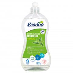 TUPLAPAKKAUS! Ecodoo Verbena astianpesuaine 2 x 500 ml