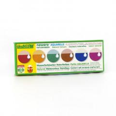 Ökonorm vesiväripaletti 6 väriä