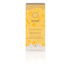 Khadi luonnollinen hiusväri Golden hint