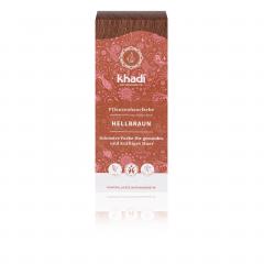 Khadi luonnollinen hiusväri Light brown