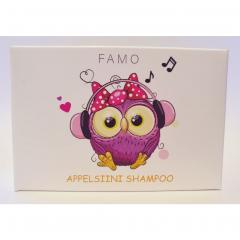FAMO shampoopala Appelsiini