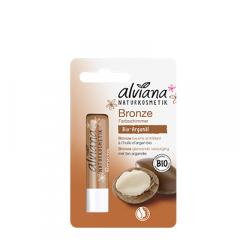 Alviana huulivoide Bronze