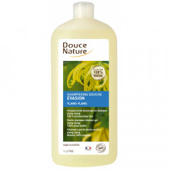 Douce Nature Ylang Ylang suihkushampoo