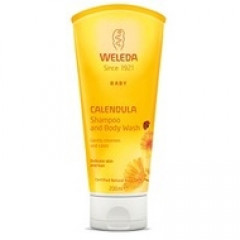Weleda Baby & Children vartalonpesuaine/shampoo