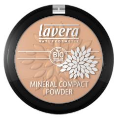 Lavera Mineral Compact Powder -Kivipuuteri, Cool Ivory 01