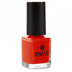 Avril 7-free kynsilakka Coquelicot N° 40