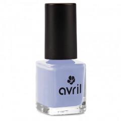Avril 7-free kynsilakka Bleu Layette n°630