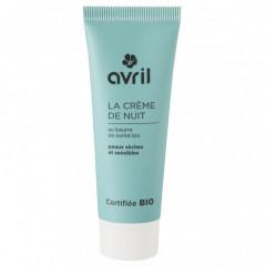 Avril yövoide, kuiva/herkkä iho