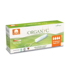 Organyc super plus tamponi 16 kpl (Shop)