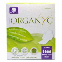 Organyc yöside 10 kpl