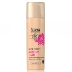 Lavera Nude Effect meikkivoide - Ivory Light 01