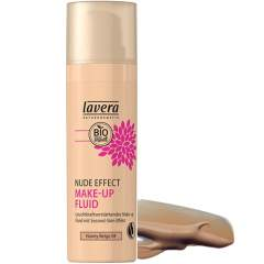 Lavera Nude Effect meikkivoide - Honey Beige 04
