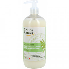 Douce Nature Shower Milk suihkuemulsio manteli