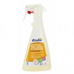 TUPLAPAKKAUS! Ecodoo rasvanpoistosuihke/uuninpesuaine 2 x 500 ml