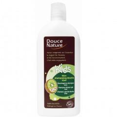 Douce Nature shampoo & vartalopesu lapsille, kiivi