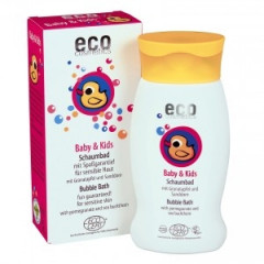 Eco Cosmetics lasten kylpyvaahto