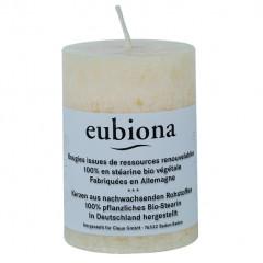 Eubiona pöytäkynttilä 56x80 luonnonvalkoinen