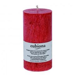 Eubiona pöytäkynttilä 74x150 bordeaux ISO